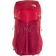 The North Face Banchee 50 Backpack Rage Red/High Risk Red